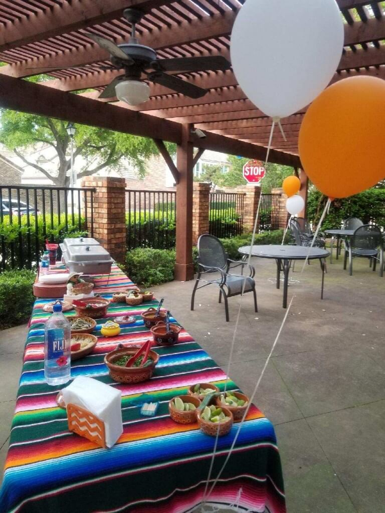 taquiza catering in houston